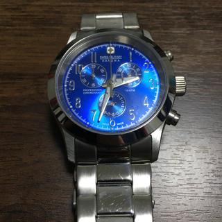 スイスミリタリー(SWISS MILITARY)のSWISS MILITARY メンズ 腕時計(腕時計(アナログ))