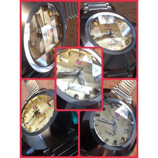 ラドー(RADO)の【 ラドー  ダイヤスター DIASTAR 自動巻 デイデイト カットガラス】(腕時計(アナログ))