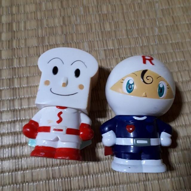 しょくぱんまんロールパンナちゃんの通販 By Doubleshopラクマ