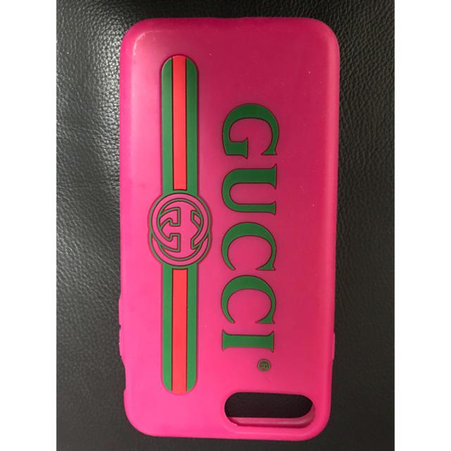 Gucci - りおりん様専用 GUCCI iPhone7Plus ケースの通販 by sss shop|グッチならラクマ