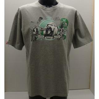 ナインルーラーズ(NINE RULAZ)の*0172・NINE RULAZ ナインルーラーズ 半袖Tシャツ グレー 日本製(Tシャツ/カットソー(半袖/袖なし))