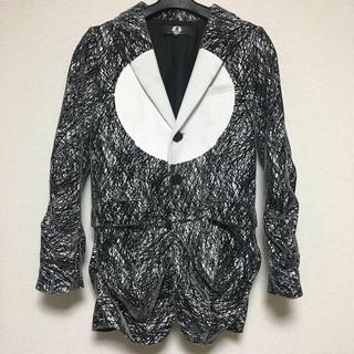 """アンリアレイジ(ANREALAGE)のANREALAGE 15a/w """"LIGHT"""" tailored jacket(テーラードジャケット)"""