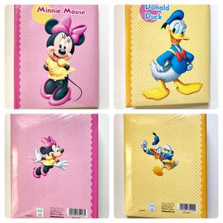 ディズニー(Disney)の【新品】Disney ポケットアルバム (2個セット)(アルバム)