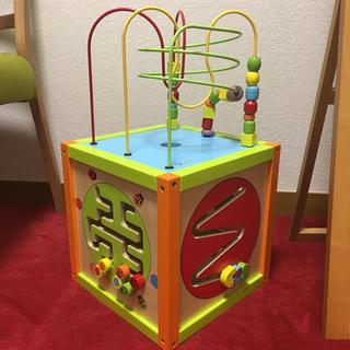 クラシック(CLASSIC)のMulti Activity Cubeマルチアクティビティキューブ(知育玩具)