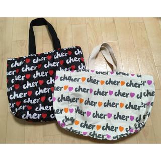 シェル(Cher)のcher 付録 バッグ(エコバッグ)