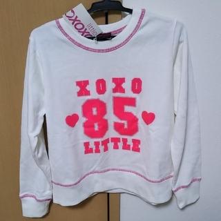 キスキス(XOXO)の☆XOXO IittIe サイズ130  長袖(Tシャツ/カットソー)