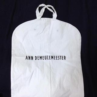 アンドゥムルメステール(Ann Demeulemeester)の衣装カバー  1枚(その他)