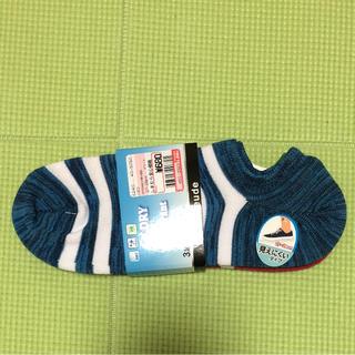 シマムラ(しまむら)の靴下3足セット 27〜29cm(ソックス)