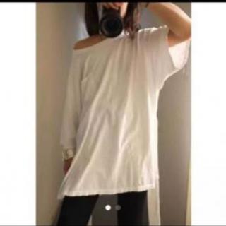 ロンハーマン(Ron Herman)のフミカウチダ コラボTシャツ(Tシャツ(半袖/袖なし))