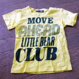 リトルベアークラブ(LITTLE BEAR CLUB)のリトルベアークラブ Tシャツ 110サイズ(Tシャツ/カットソー)