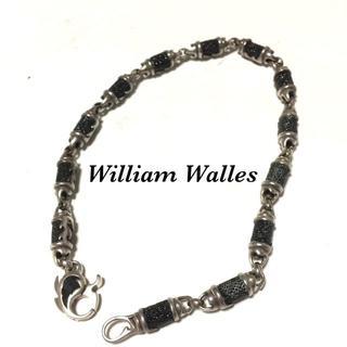 ウィリアムウォレス(WILLIAM WALLES)のWilliam Walles ウィリアムウォレス ウォレットチェーン 197g(その他)