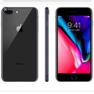 アイフォーン(iPhone)のiPhone8 plusスペースグレイ 4台セット(スマートフォン本体)