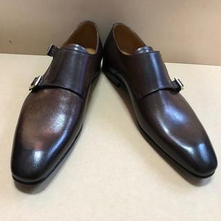 カンパニーレ (Campanile) イタリア製革靴 茶 UK8.5