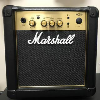 【lie_shishamo様 専用】Marshall MG10 GOLD (ギターアンプ)