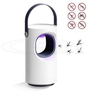 持ち運び取っ手付き☆UV光源式 蚊取り器 虫よけ USB充電式 コードレス(その他 )