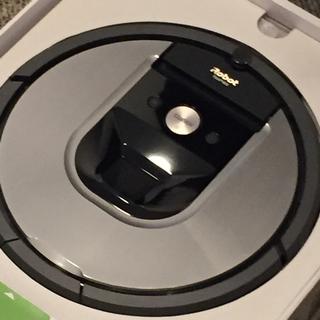 アイロボット(iRobot)の新品・未開封品 iRobot アイロボット ルンバ 960 ロボット掃除機(掃除機)