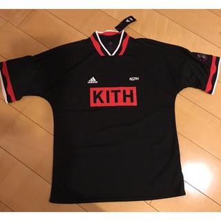 アディダス(adidas)のKITH ADIDAS soccer match jersey(Tシャツ/カットソー(半袖/袖なし))