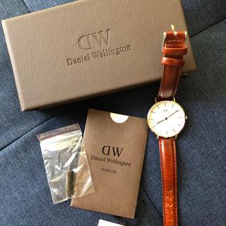ダニエルウェリントン(Daniel Wellington)の ダニエル ウェリントン 時計 (腕時計(アナログ))