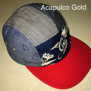 "アカプルコゴールド(ACAPULCO GOLD)のAcapulco Gold ""Patchogue"" Camp (キャップ)"