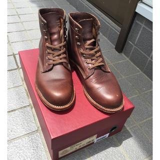 ウルヴァリン(WOLVERINE)の訳アリ 特価 ウルバリン 1000マイル ブーツ ブラウン 茶 25cm(ブーツ)