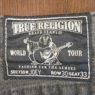 トゥルーレリジョン(True Religion)の[未裾上げ]TRUE RELIGION デニム メンズ(デニム/ジーンズ)