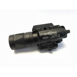シュアファイア(SUREFIRE)の新品・未使用・SUREFIREシュアファイア/ストロボ・レーザーX400Vタイプ(個人装備)