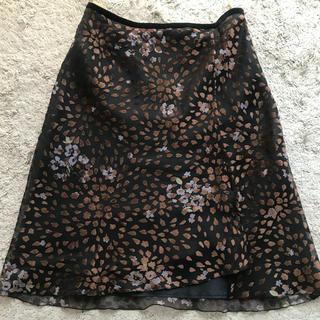 ヨンドシー(4℃)の4℃ スカート(ひざ丈スカート)