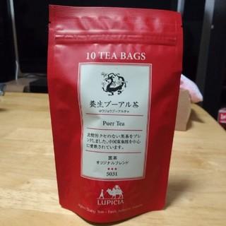 ルピシア(LUPICIA)のもっと~さん専用養生プーアル茶(茶)
