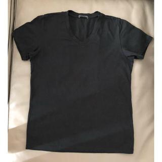 エスティネーション 黒 Tシャツ