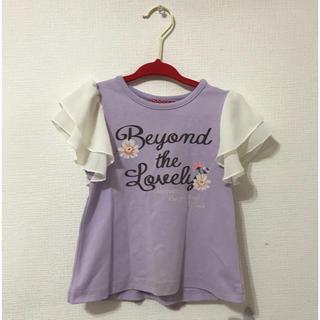 シマムラ(しまむら)のキッズAラインTシャツ(Tシャツ/カットソー)