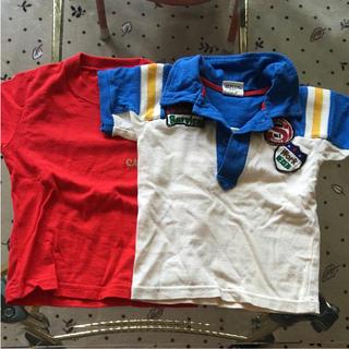 キッズフォーレ(KIDS FORET)の美品 キッズフォーレ ポロシャツ 90(Tシャツ/カットソー)