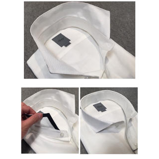 ティノラス(TENORAS)のTENORAS ティラノス シャツ Sサイズ 結婚式 二次会 スーツ(シャツ)