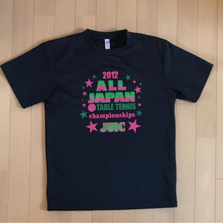 ジュウイック(JUIC)の卓球 練習着 JUIC 半袖 Tシャツ(卓球)