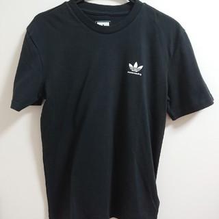 アディダス(adidas)の■未使用■adidas originals Tシャツ メンズS black(Tシャツ/カットソー(半袖/袖なし))