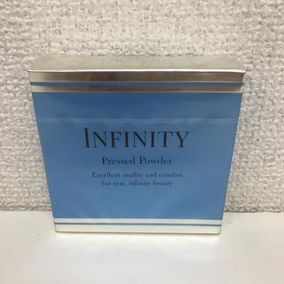 インフィニティ(Infinity)のINFINITY インフィニティ プレストパウダー 00 レフィル 11g(フェイスパウダー)