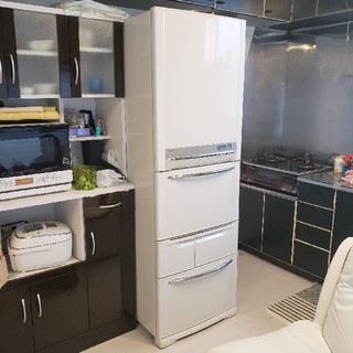 トウシバ(東芝)のTOSHIBA 冷蔵庫 GR-NF415YG(冷蔵庫)