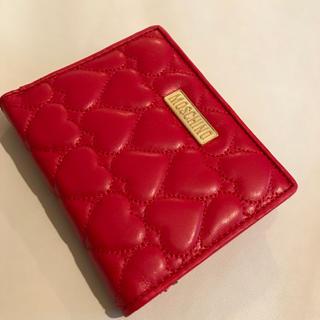 モスキーノ(MOSCHINO)のMOSCHINO モスキーノ 折りたたみ財布(財布)