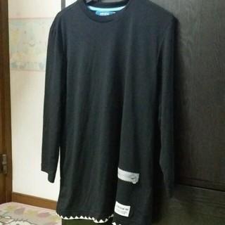アディダス(adidas)のadidasの長袖Tシャツ(Tシャツ(長袖/七分))