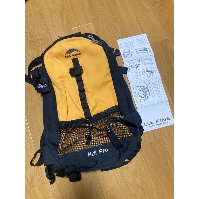 Dakine(ダカイン)のDAKINE バックパック メンズのバッグ(バッグパック/リュック)の商品写真