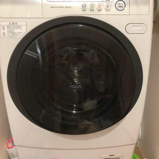 アクアノウティック(AQUANAUTIC)のドラム式洗濯機(洗濯機)