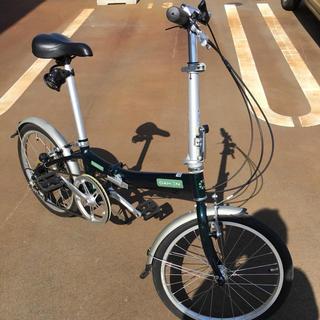 ダホン(DAHON)のなお様専用 ダホン折りたたみ自転車(自転車本体)