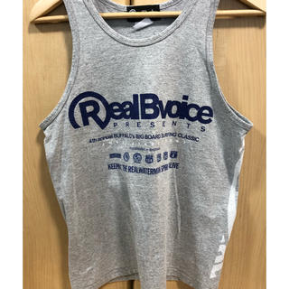 リアルビーボイス(RealBvoice)のRealBvoice リアルビーボイス タンクトップ(タンクトップ)