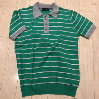 ザラ(ZARA)のニットポロシャツ ZARA(ポロシャツ)