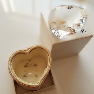 ヨンドシー(4℃)の専用(リング(指輪))
