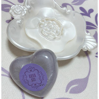 アナスイ(ANNA SUI)のANNA SUI 石鹸・石鹸置き(ボディソープ/石鹸)