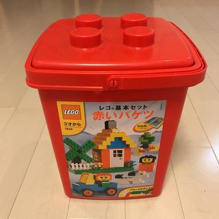レゴ(Lego)の赤いバケツ 7616 LEGO(積み木/ブロック)
