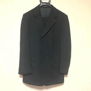 フェンディ(FENDI)のFENDI  フェンディ 黒 スーツ 上下セット 美品(セットアップ)
