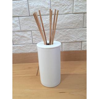MUJI (無印良品) - 無印良品インテリアフレグランス陶器アロマポット