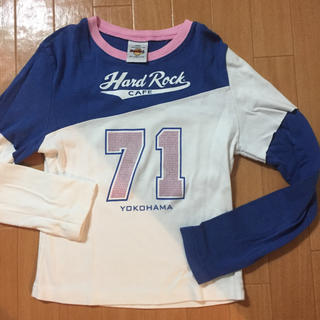 Hard Rock Cafe ロンT(Tシャツ(半袖/袖なし))
