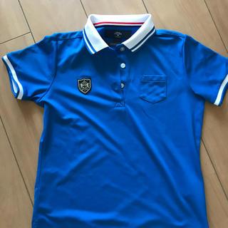 キャロウェイゴルフ(Callaway Golf)のキャラウェイ ポロシャツ Mサイズ(ポロシャツ)